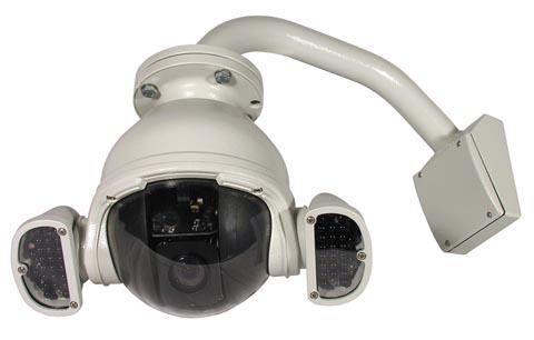 Sistemas de seguridad para aplicaciones CCTV
