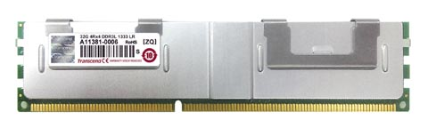 DIMMs DDR3 32GB de carga reducida