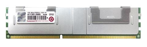 DIMMs DDR3 32GB de carga reducida