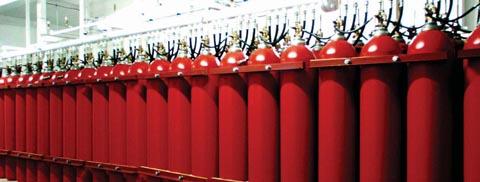 Fluido de protección contra incendios