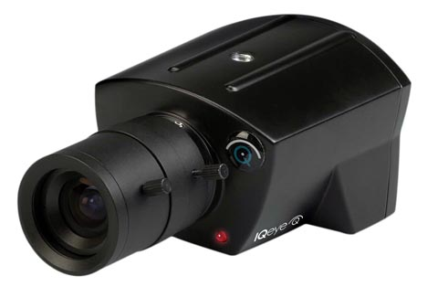 Cámaras IP HD para vigilancia profesional