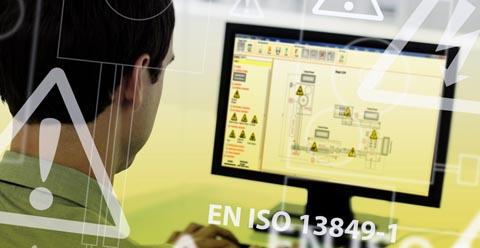 Herramienta de configuración para diseños de seguridad en maquinas