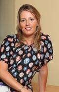 María Campos, Country Manager de Stonesoft Iberia