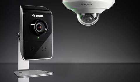 Cámaras IP para vigilancia integral