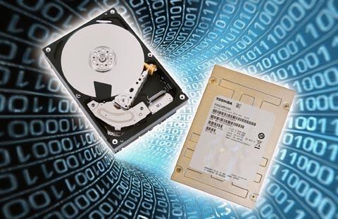 HDD y SSD de elevada eficiencia