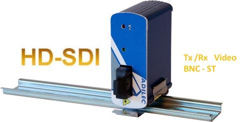 Sistema de vídeo HD-SDI