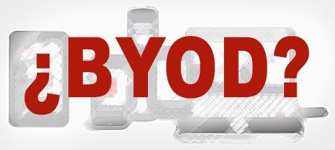Gestión segura de dispositivos móviles en entornos BYOD