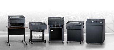 Impresoras para entornos de seguridad y banca