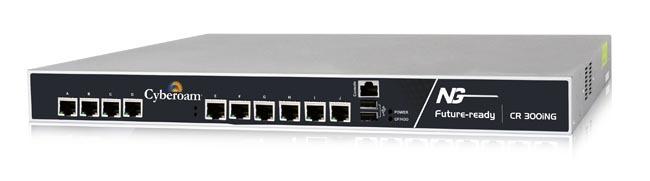 Appliances con conectividad de red flexible