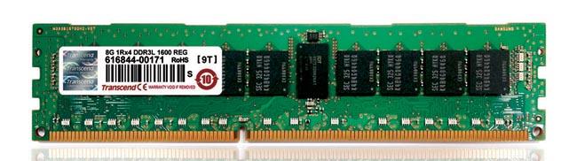 Memoria de alto rendimiento para servidores