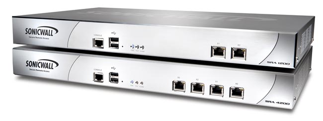 Software optimizado para firewalls