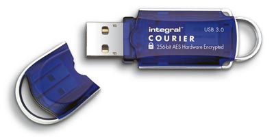 Flash Drive con certificado FIPS USB 3.0