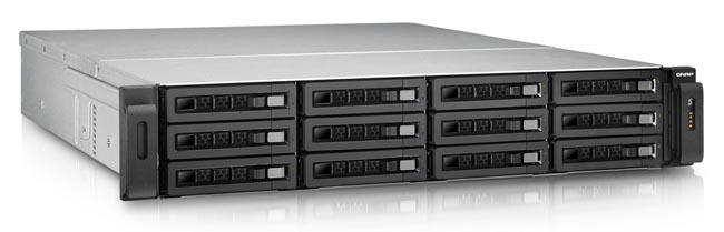 NAS profesionales para SAS y discos de alta densidad