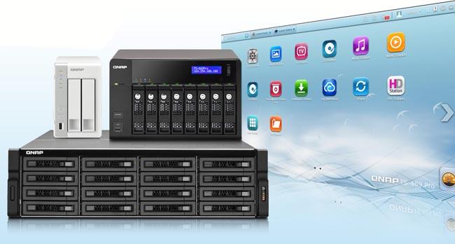 Sistema operativo para NAS profesionales