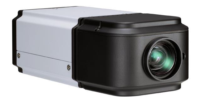 Cámara IP con Full HD rugerizada