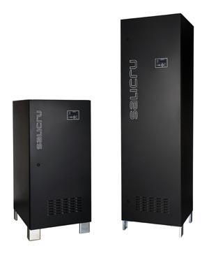 Cargadores de baterías estacionarias