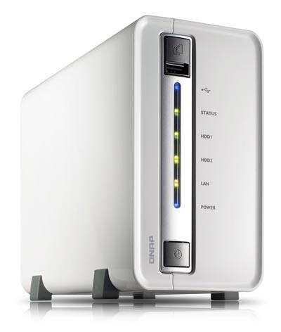 QNAP Systems anuncia el lanzamiento de su nuevo modelo TS-212P de Turbo NAS para usuarios domésticos de 2 bahías para uso en el hogar y pequeñas oficinas.