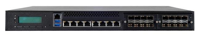 Plataforma de seguridad con procesador Haswell