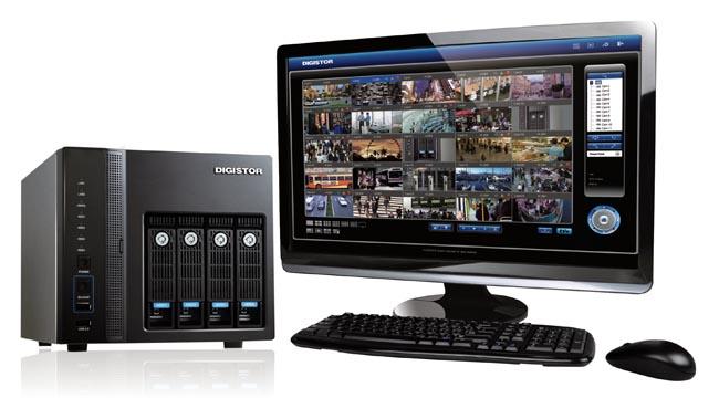 Grabadora de video en red para rack