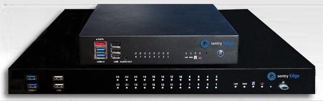 NVR para videovigilancia IP