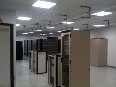 Seguridad de un centro de datos