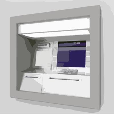 Seguridad para cajeros automáticos