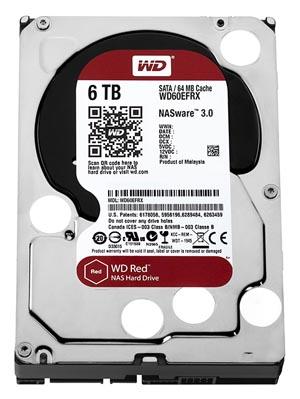 Discos duros SATA de 6 TB