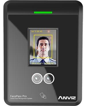 Control de acceso con reconocimiento facial