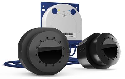 Cámaras térmicas con sensor térmico