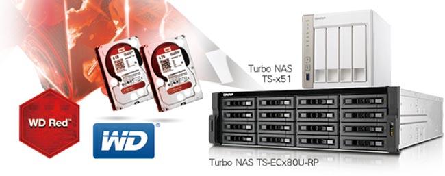 discos duros para NAS de 5/6 TB