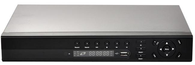 NVR de 16 canales ONVIF