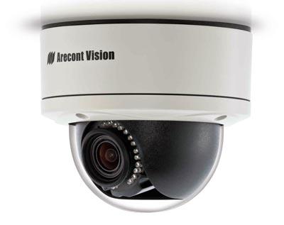 Cámaras de video vigilancia para techos