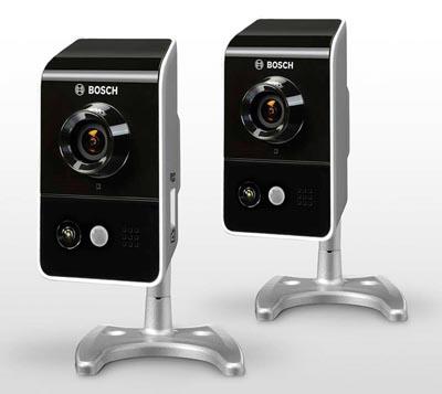 Cámaras IP con sensor PIR
