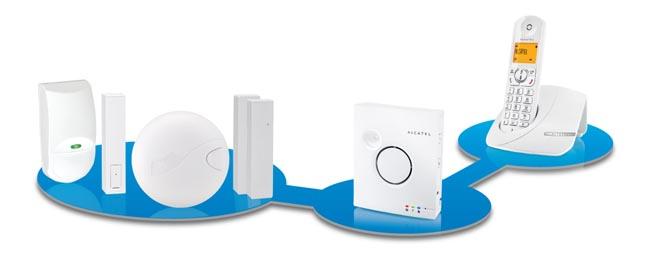 Sistemas de alarma por telefonía fija