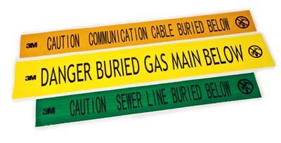 Cintas de señalización EMS