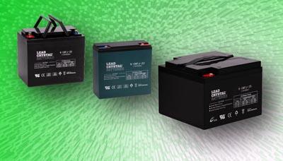 Baterías para back-up