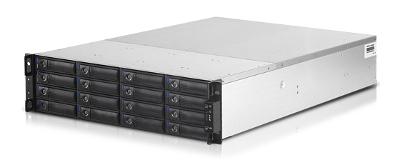 Soluciones de almacenamiento iSCSI y FC
