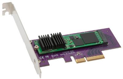 Almacenamiento SSD en formato PCIe