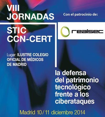 Jornadas STIC CCN- CERT