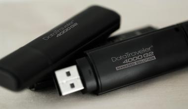 USB encriptados