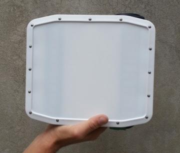 Radar para protección perimetral