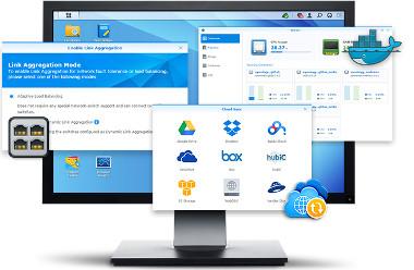Sistema operativo para servidores NAS