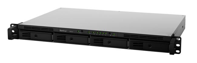 servidor NAS compacto y escalable