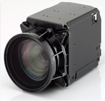 Bloque de cámara 4k con autofoco
