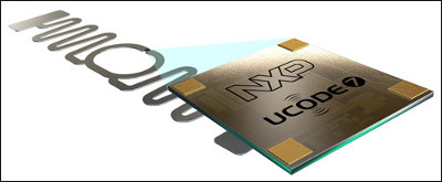 Etiqueta RFID RAIN con seguridad criptográfica