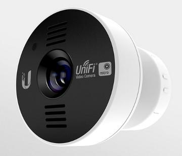 Cámara de videovigilancia de pequeño tamaño