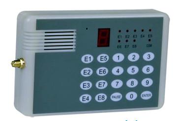 Marcador automático GSM para alertas