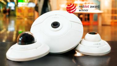 Cámaras panorámicas HD para video vigilancia