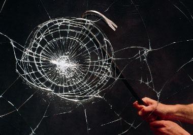 Láminas para protección de ventanas