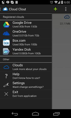Sistema de almacenamiento en la nube inhackeable
